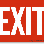 classic-red-exit-sign-s-1259